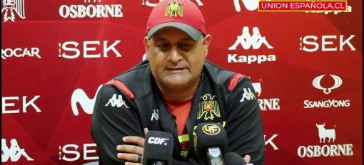 ? Ronald Fuentes: «Somos un equipo que presiona alto, tenemos eso como idea de juego»