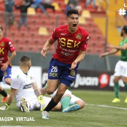 Unión Española-Audax Italiano | Copa Chile | Cuartos de final vuelta