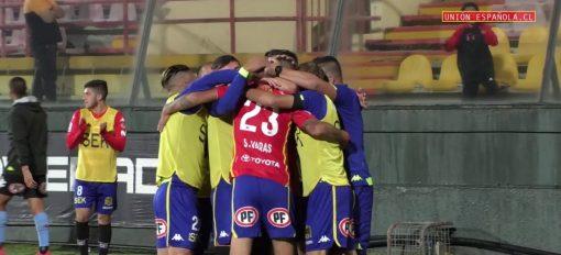 ?»Cámara Hispana»: Unión Española alcanzó la cima del Campeonato tras triunfo ante Huachipato