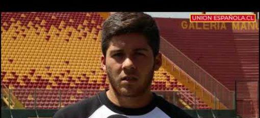 ? Felipe Méndez, volante de Unión Española habla #EnLaPrevia al partido ante Everton
