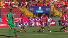 ?Cámara Hispana: Igualdad ante Huachipato en guerra de goles en la Catedral