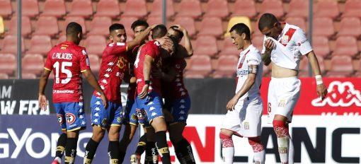 🎥 Triunfo hispano ante Curicó Unido para ser sublíderes del Campeonato Nacional