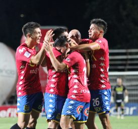 Curicó Unido vs Unión Española | Fecha 25 | 2021