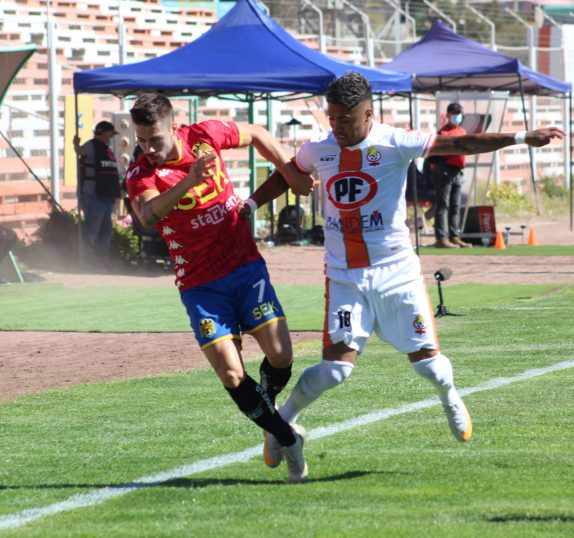 Club Deportes Cobresal vs Unión Española  | Fecha 34 | 2021