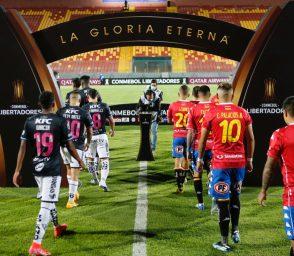 Unión Española vs Independiente del Valle | Copa CONMEBOL Libertadores | Fase 2 | Ida