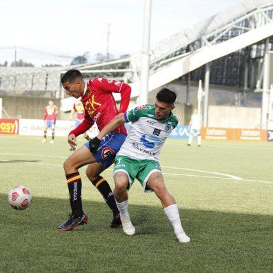 Deportes Puerto Montt vs Unión Española   Fase 2 Ida   Copa Chile