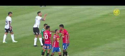 🎥 Unión Española ganó, gustó y goleó en importante victoria ante Colo Colo en el Monumental