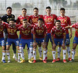 CD Magallanes vs Unión Española   Octavos de final ida   Copa Chile