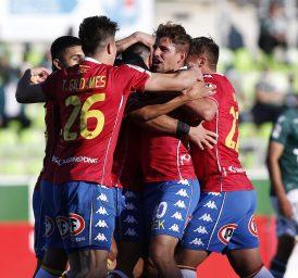 Santiago Wanderers vs Unión Española   Fecha 18   Campeonato Nacional