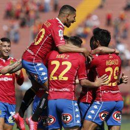 Unión Española vs Club Deportes La Serena