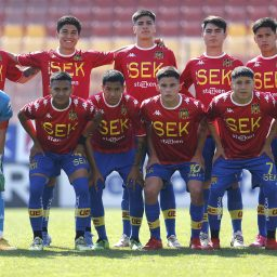 Unión Española vs Palestino   Sub 21   Fecha 3   Campeonato Fútbol Joven