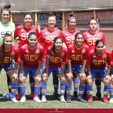 Unión Española vs Curicó Unido   Fecha 3   Campeonato Ascenso Femenino