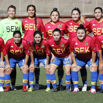 Unión Española vs O'Higgins de Rancagua   Fecha 1   Campeonato Ascenso Femenino